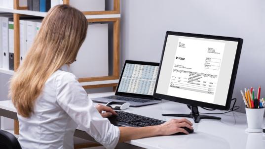 Invoice Finance Service Image